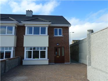 4 Castle View, Drogheda Road, Balbriggan,   North County Dublin