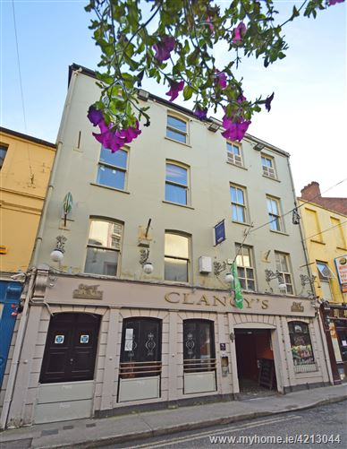 Clancys, 15 & 16 Princes Street, Cork City, Cork