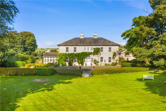 Main image for Oaklands House,On Approx. 62 Acres,Baltyboys,Blessington,County Wicklow