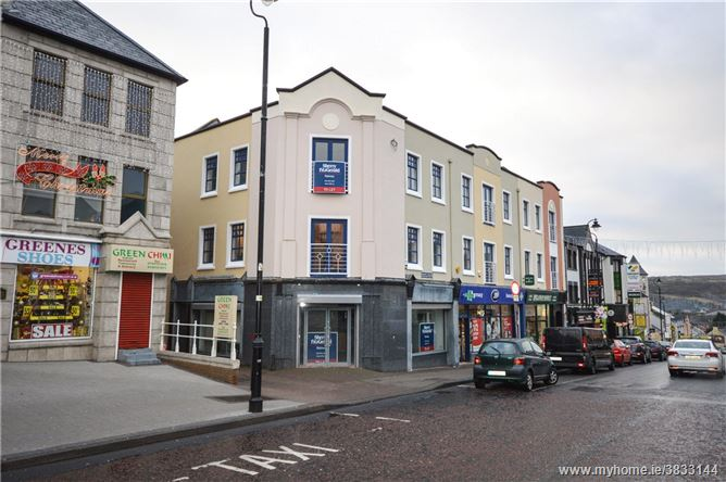 Market View House, 2 Lower Main Street, Letterkenny, Co Donegal, F92 VY5R