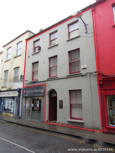 Marlboro House, 27 Marlboro Street, City Centre Sth, Cork City