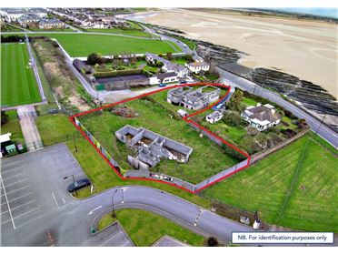 Photo of 2 x sites within Folio DN152605F, Coast Road, Robswall, Malahide, Co. Dublin