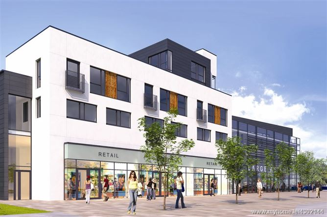 Main image for Retail Units, Castle Square, Carrigtwohill, Cork
