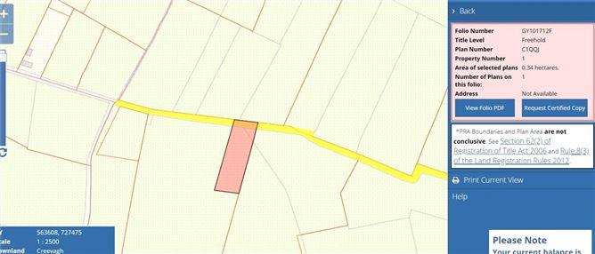 Main image for Creevagh,New Inn,Ballinasloe,Co. Galway