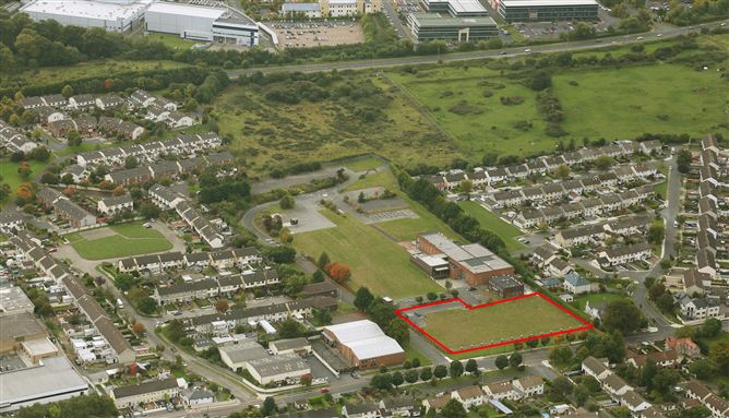 Main image for 0.5 - 1.15 Acre Commercial Development Site, Bogall Road, Bray, Wicklow