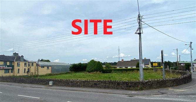 Main image for Site: 0.568 Acres/0.23 Hectare,Station Road,Rathmore,Co Kerry