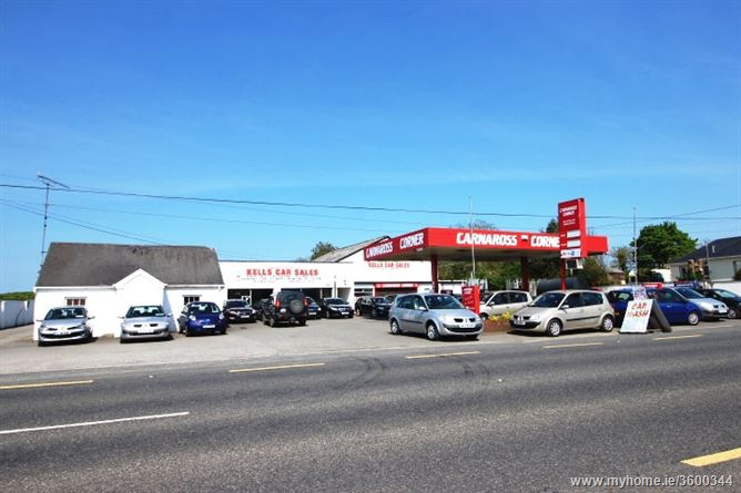 Kells car Sales & Filling Station, Meenlagh, Carnaross, Meath