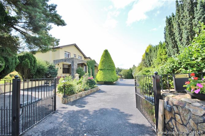 "Residence on c. 0.6 Acre/ 0.24 Ha., ""Hampstead Court"", Dunlavin, Wicklow"