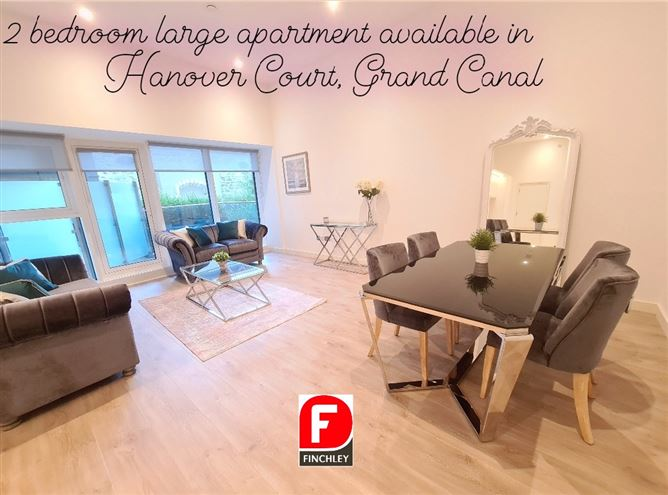 Main image for Apartment 15 Hanover court, Grand Canal Dk, Dublin 2