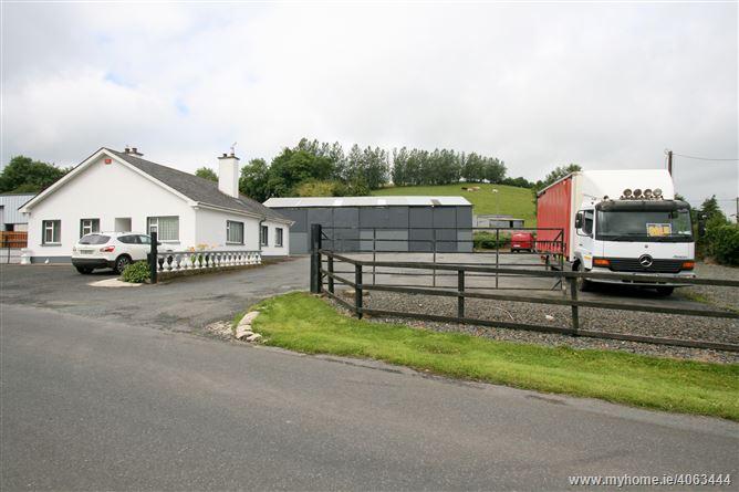 House / Workshops / Yard - Kellystown, Coolderry, Drumconrath, Meath