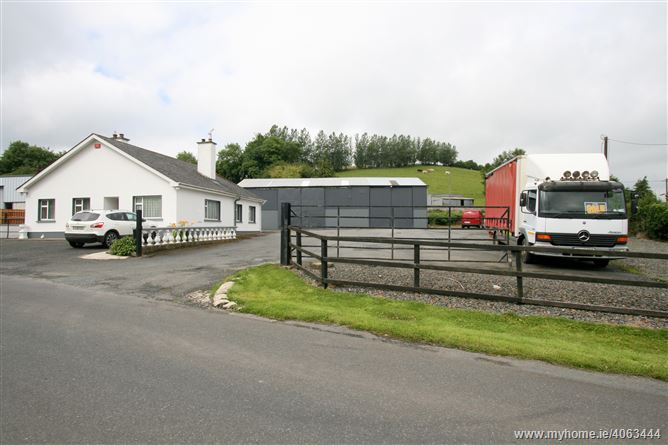 Property image of House / Workshops / Yard - Kellystown, Coolderry, Drumconrath, Meath