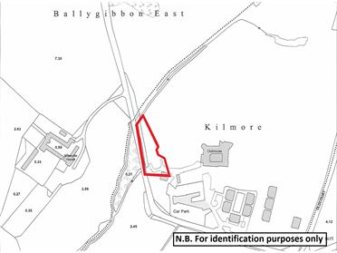 Photo of Lands comprised within part of Folio KE25192F, Highfield Golf Club, Carbury, Co. Kildare