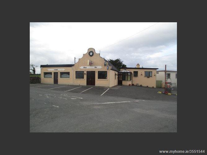 Granlan village centre, Ballinlough, Roscommon