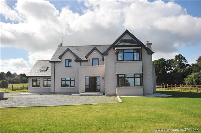 Keeverstown House, Grangebellew, Louth