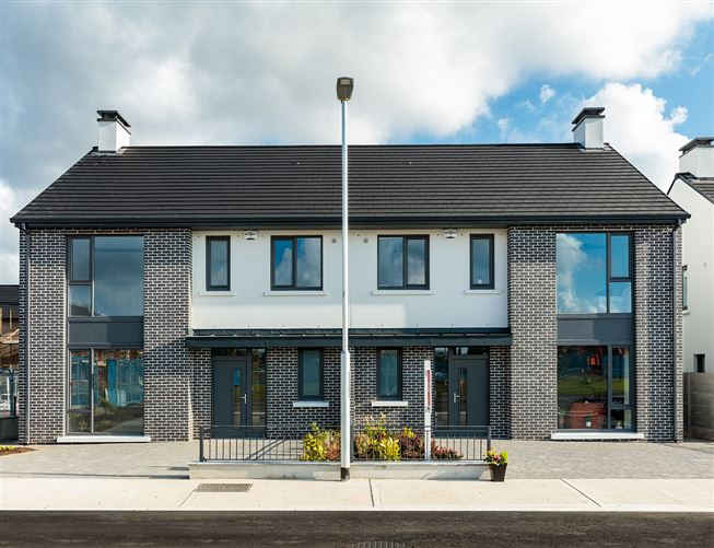 Oldtown Woods 3 Bed Semi-Detached, Celbridge, Kildare From €385,000