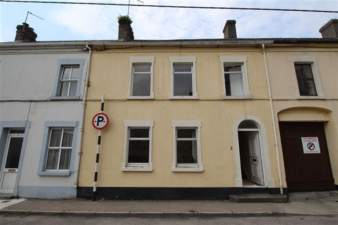 Main image for 2 Chapel Street , Tullamore, Offaly