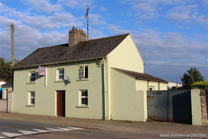 Upper Main Street, Carnew, Wicklow
