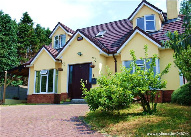 3 Willow Park, New Ross, Co. Wexford, Y34 XV79