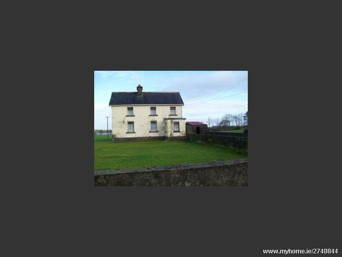 Main image for  2 Storey Traditional Farmhouse, Lawaus,, Ballindine,, Co. Mayo.