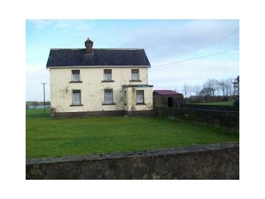 Photo of  2 Storey Traditional Farmhouse, Lawaus,, Ballindine,, Co. Mayo.