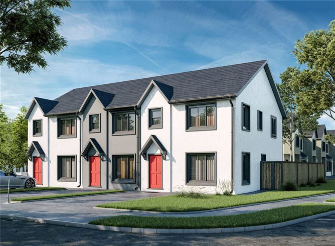 Main image for Cois Dara - 3-Bed Mid Terrace,Tullow Road,Carlow