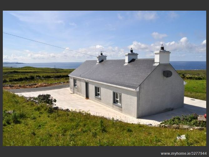 John Owens House - Fanad, Donegal