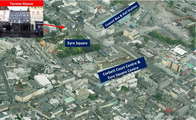 SOLD - Tyrone House, 47 Eyre Square, Galway, City Centre, Galway City