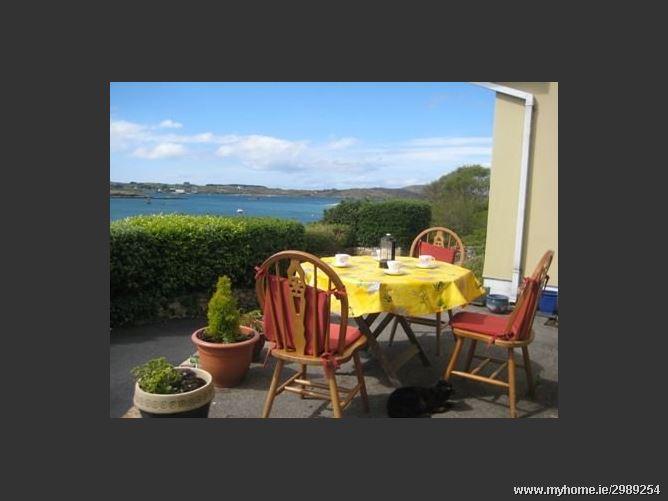 Derryinver House,Beach Road, Clifden, Connemara, Co Galway