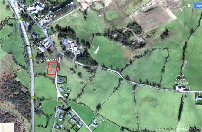 Site 1, Lecarrow Village, Athlone, Co. Roscommon