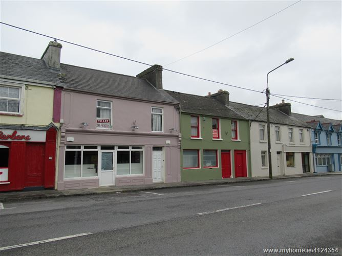 Photo of Frain's Building, Main Street, Ballaghaderreen, Roscommon