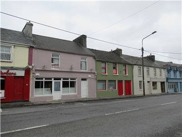 Frain's Old Print Shop, Main Street, Ballaghaderreen, Roscommon