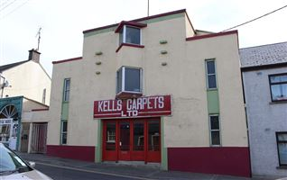 Former Kells Cinema, Suffolk Street, Kells, Co. Meath. Folio MH2566L