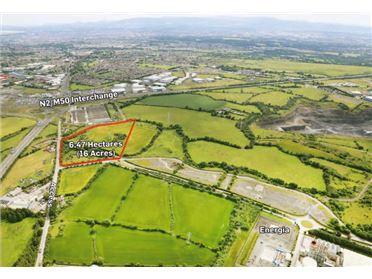 Photo of Heavy Industry Zoned Lands at Huntstown, Mulhuddart, Dublin 15