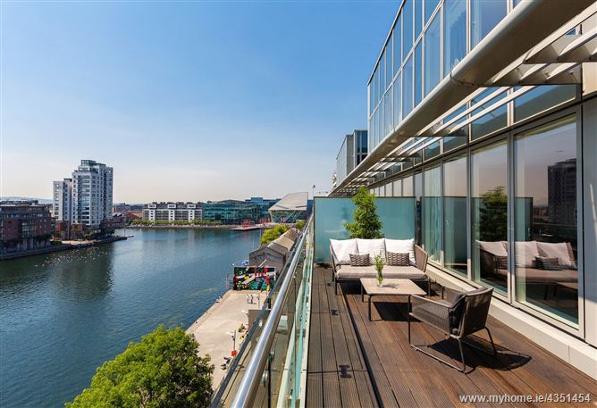 Penthouse The Waterfront, Grand Canal Dk, Dublin 2