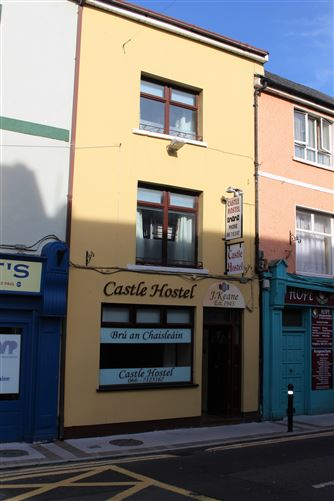Main image for The Castle Hostel, 27 Castle Street, Tralee, Kerry