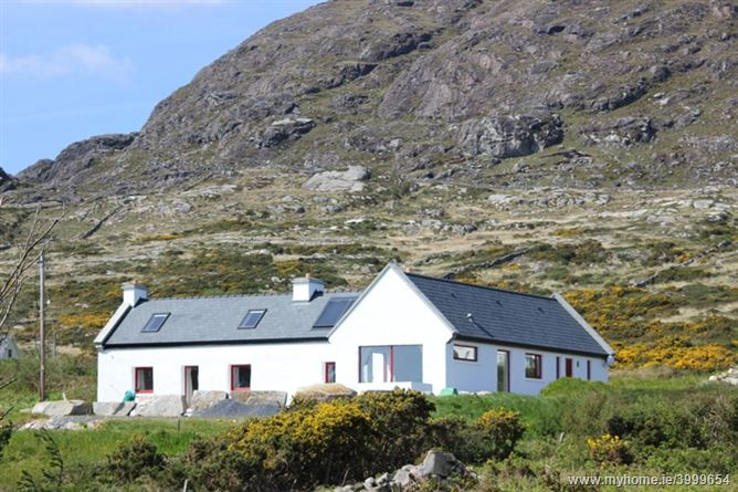 The Top House, Errisbeg, Roundstone, Galway