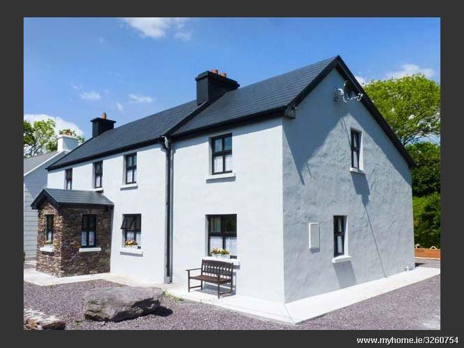 Ballybrack Lodge,Ballybrack Lodge, Waterville, County Kerry, Ireland