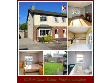 Photo of 10 Park Court Phelim Wood , Tullow, Carlow