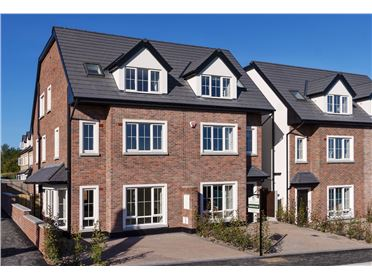 Main image for Green Lane Manor, Rathcoole, Co. Dublin - 4 Bedroom Semi-detached plus Study Type G