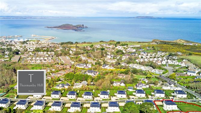Main image for 14 Thormanby Hill, CO.DUB, Howth, Co. Dublin