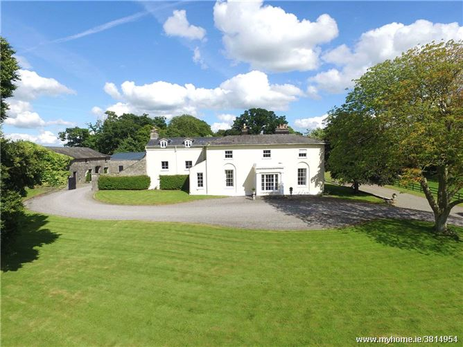 Tullyard House, Trim, County Meath, Ireland
