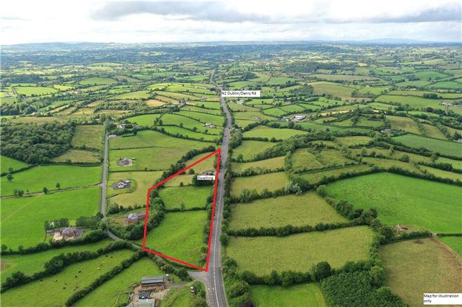 Main image for Residential Farm 3.21 HA (7.94) Ac, Elvey, Emyvale, Co. Monaghan, H18 D583