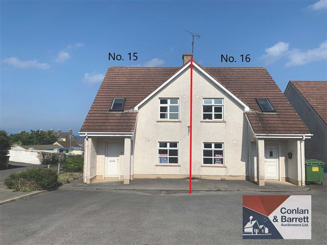 Main image for No. 16 Marine View, shambles lane, West end, Bundoran, Donegal