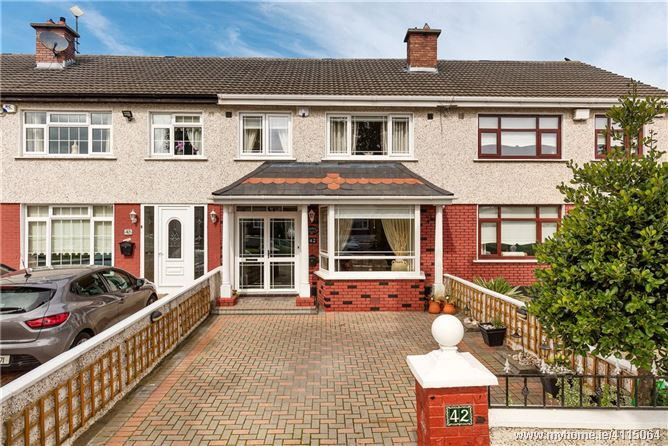 Photo of 42 Clonshaugh Walk, Clonshaugh, Dublin 17