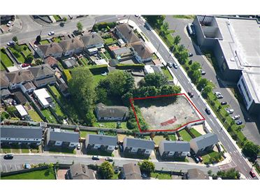 Photo of Site at Clonshaugh Road, Coolock, Dublin