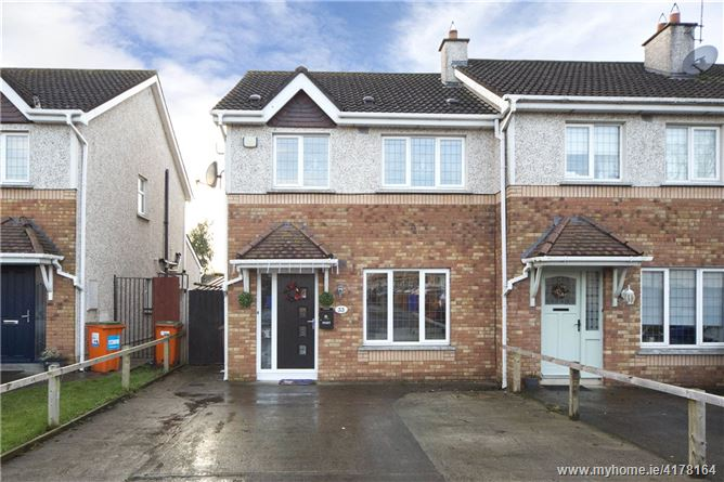 33 Priory Park, Johnstown, Navan, Co Meath, C15 XF9V