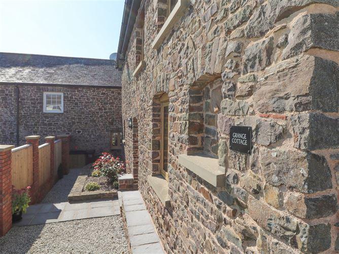 Main image for Grange Cottage,Coldridge, Devon, United Kingdom
