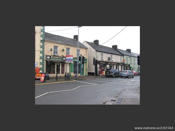 Retail/Residential Premises, Mill Street , Baltinglass, Wicklow
