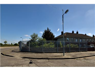 Photo of Site at 1A Raheen Drive, Ballyfermot, Dublin 10