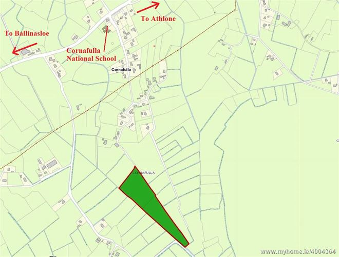 Main image of Cornafulla, Athlone West, Roscommon